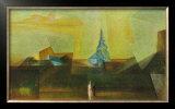 Nermsdorf Prints by Lyonel Feininger