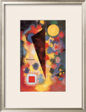 Multicolored Resonance, c.1928 Print by Wassily Kandinsky