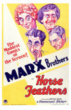 Horse Feathers, 1932 Posters