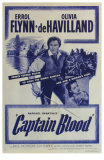 Captain Blood, 1935 Poster