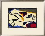 Der Blaue Reiter Prints by Wassily Kandinsky