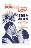 The Thin Man, 1934 Print