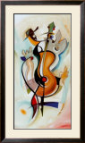 Jammin' I Prints by Alfred Gockel