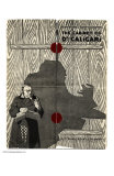 The Cabinet of Dr. Caligari, 1919 Print