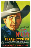 Texas Cyclone, 1932 Posters