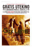 City Lights, Norwegian Movie Poster, 1931 Prints