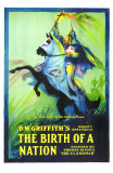 The Birth of a Nation, 1915 Affiche