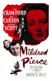 Mildred Pierce, 1945 Julisteet