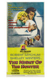 The Night of the Hunter, 1955 Posters