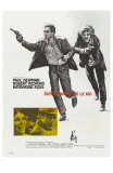 Butch Cassidy and the Sundance Kid, French Movie Poster, 1969 Photo