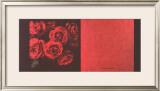 A Fleur du Mal, c.1990 Prints by Marie-Jo Lafontaine