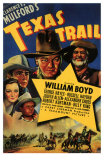 Texas Trail, 1937 Posters