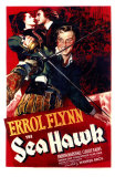 The Sea Hawk, 1940 Posters