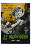 The Informer, French Movie Poster, 1935 Poster