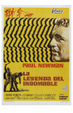 Cool Hand Luke, Spanish Movie Poster, 1967 Prints