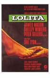 Lolita, German Movie Poster, 1962 Poster