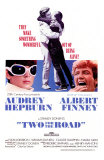 Two for the Road, 1967 Print