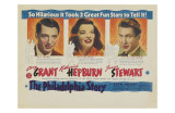 The Philadelphia Story, Australian Movie Poster, 1940 Posters