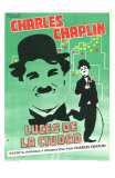City Lights, Spanish Movie Poster, 1931 Posters
