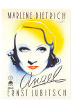 Angel, Dutch Movie Poster, 1937 Posters