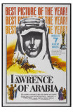 Lawrence of Arabia, 1963 Pósters