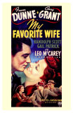 My Favorite Wife, 1940 Posters