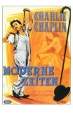 Modern Times, German Movie Poster, 1936 Posters