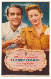 Now, Voyager, Spanish Movie Poster, 1942 Photographie