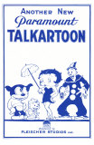 Talkartoon, 1931 Prints