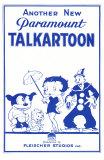 Talkartoon, 1931 Prints