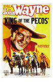 King of the Pecos, 1936 Poster