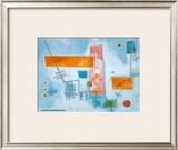 Structure Angulaire Print by Wassily Kandinsky