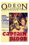 Captain Blood, 1935 Posters