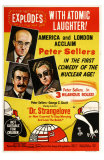 Dr. Strangelove, Australian Movie Poster, 1964 Prints