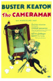 The Cameraman, 1928 Posters