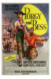 Porgy and Bess, German Movie Poster, 1959 Prints