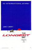 The Longest Day, 1962 Posters