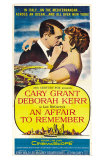 An Affair to Remember, 1957 Affiches