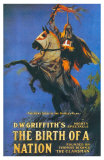 The Birth of a Nation, 1915 Posters