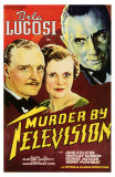 Murder by Television Posters