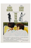 Two for the Road, 1967 Posters