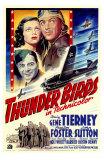 Thunder Birds, 1942 Print