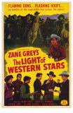 Light of Western Stars, 1950 Posters