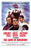 The Guns of Navarone, 1961 Pôsters
