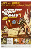 Robinson Crusoe on Mars, 1964 Posters