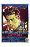 East of Eden, Italian Movie Poster, 1955 Poster