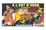 East of Eden, Belgian Movie Poster, 1955 Prints