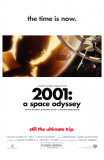 2001: A Space Odyssey, 1968 - Reprodüksiyon