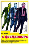 Point Blank, Argentine Movie Poster, 1967 Print