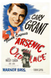 Arsenic and Old Lace, 1944 Posters